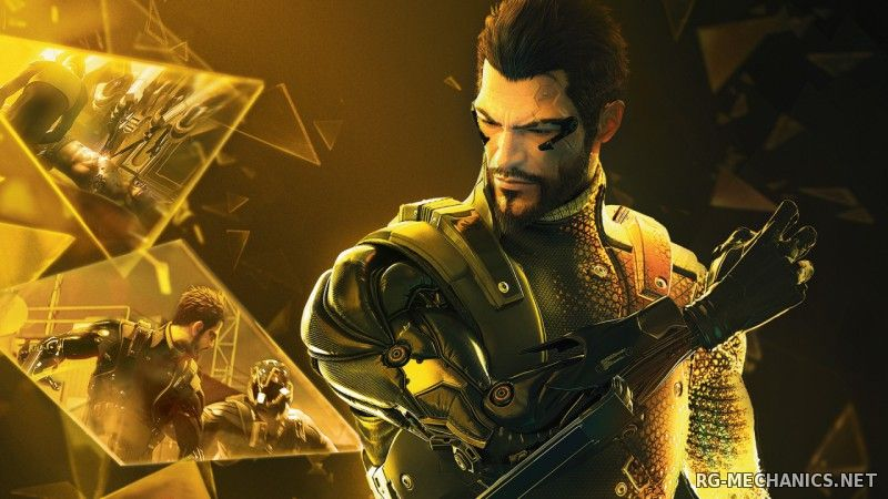 Скриншот к игре Deus Ex: Human Revolution. Director's Cut (2013) скачать торрент RePack