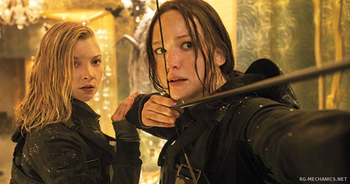 Скриншот к игре Голодные игры: Сойка-пересмешница. Часть II / The Hunger Games: Mockingjay - Part 2 (2015) BDRip 1080p | Line
