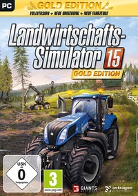 Farming Simulator 15: Gold Edition [v 1.4.2 + DLC's] (2014) PC | RePack от R.G. Механики