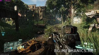 Скриншот 2 к игре Crysis 3: Digital Deluxe Edition [v 1.3] (2013) PC | RePack от FitGirl