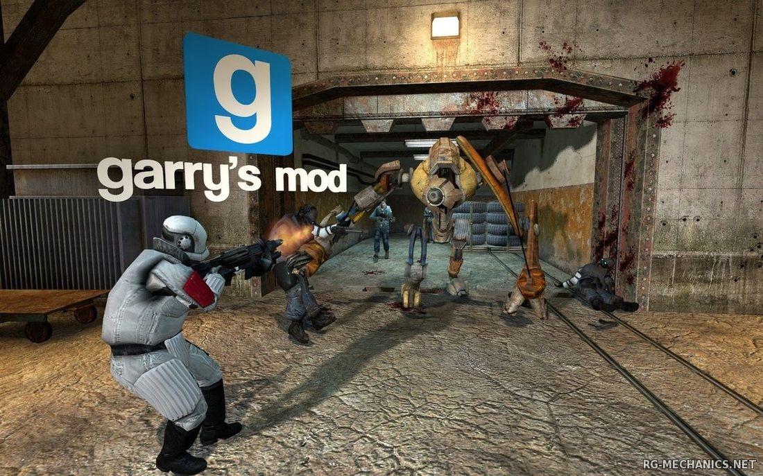 Скриншот к игре Garry's Mod [v15.04.03] (2013) PC