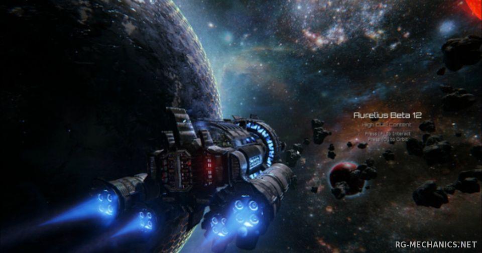 Скриншот к игре Into the Stars (2016) PC | Лицензия