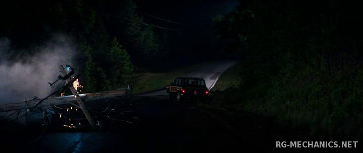 Скриншот к игре Ужастики / Goosebumps (2015) HDRip