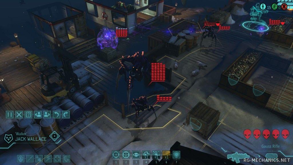 Скриншот к игре XCOM 2: Anarchy's Children [v 1.0.0.38237] (2016) PC | Патч | DLC