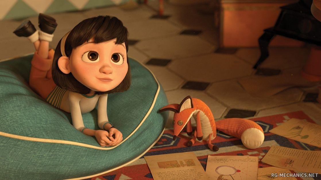 Скриншот к игре Маленький принц / The Little Prince (2015) BDRip 720p от Bathory   iTunes