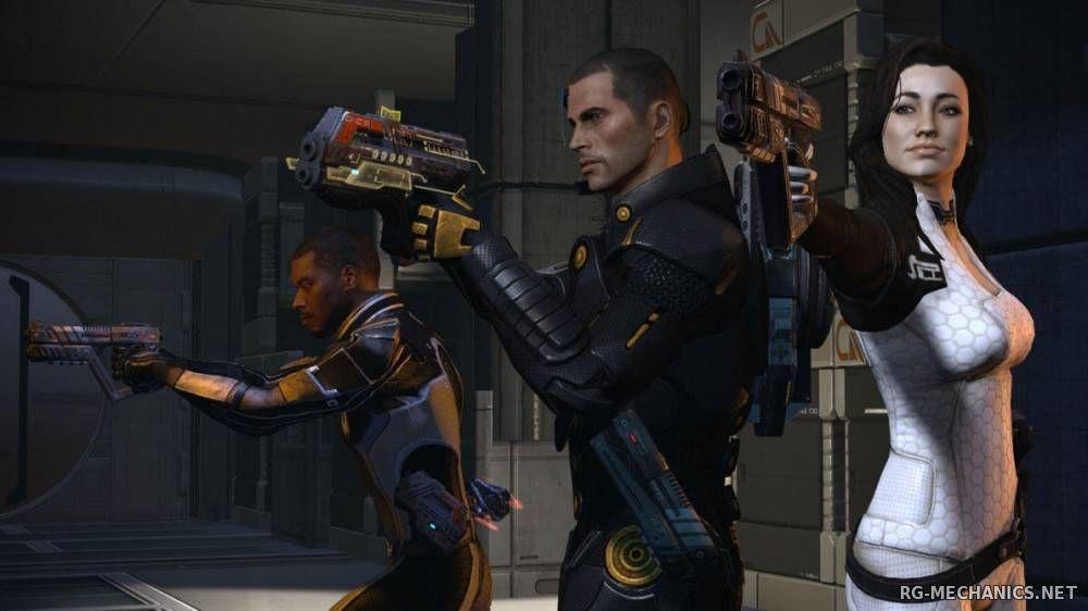 Скриншот к игре Mass Effect 2 (2010) PC   Repack от R.G. Games