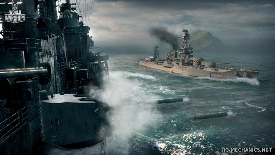 Скриншот к игре World of Warships [0.5.4.1] (2015) PC   Online-only