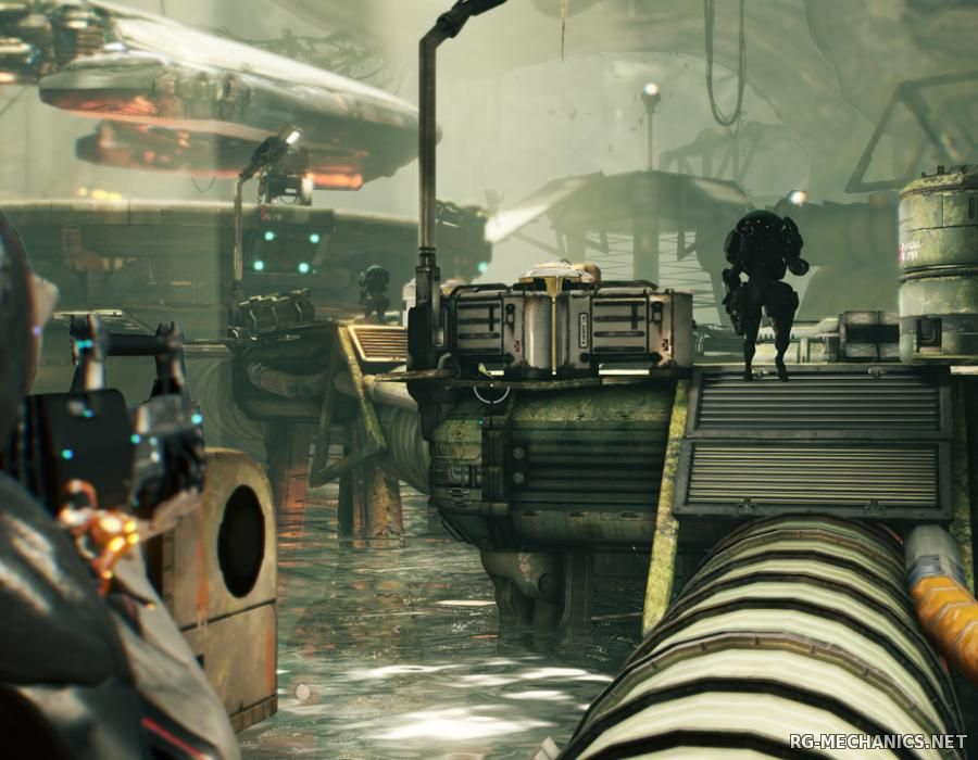 Скриншот к игре Warframe: Sands of Inaros [18.6.1.1] (2014) PC   Online-only