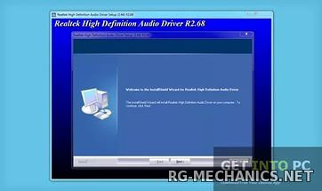 Скриншот к игре Realtek High Definition Audio Driver R2.79 + R2.74 [v6.0.1.7541 - 5.10.0.7111] WHQL (2015) РС