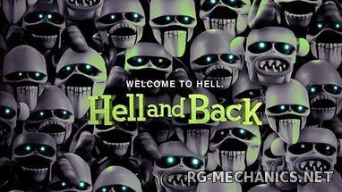 Скриншот к игре В ад и обратно / Hell and Back (2015) DVDRip | SinisterSound
