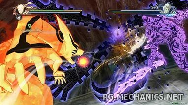 Скриншот к игре Naruto Shippuden: Ultimate Ninja Storm 4 [v.1.09+DLC] (2016) скачать торрент RePack