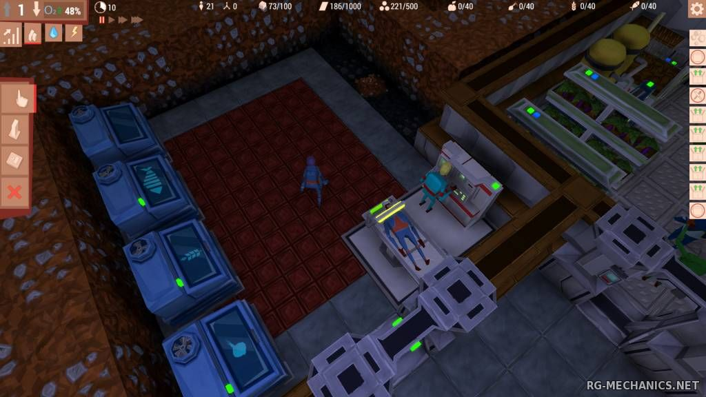Скриншот к игре Life in Bunker (2016) PC | Лицензия