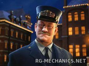 Скриншот к игре Полярный экспресс / The Polar Express (2004) BDRip от HQCLUB
