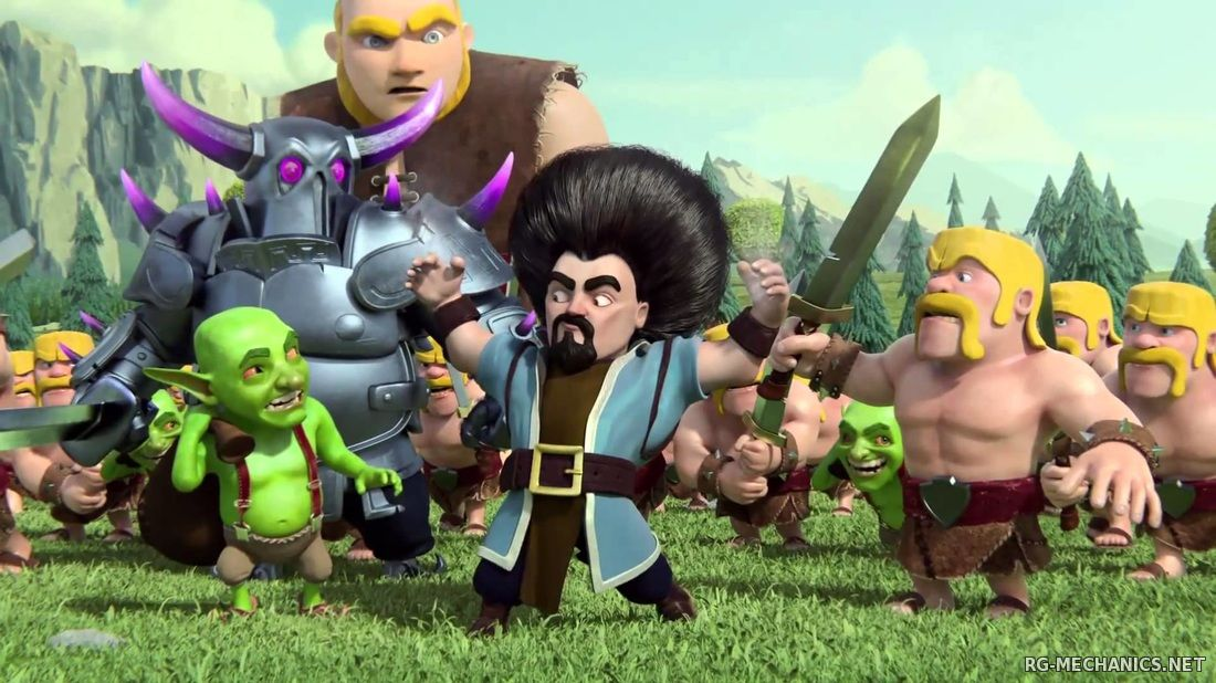 Скриншот 3 к игре Clash of Clans (2015) Android