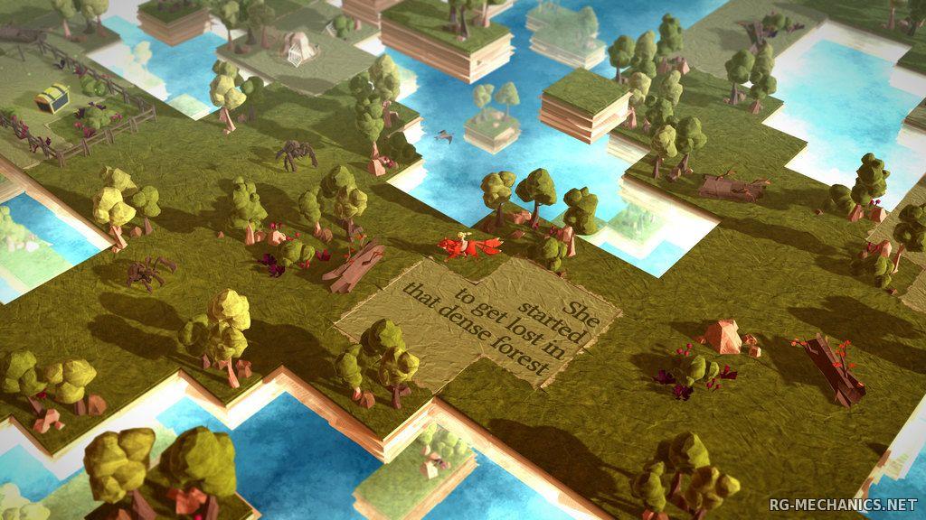Скриншот к игре Epistory: Typing Chronicles (2016) PC | Лицензия