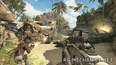 Скриншот к игре Call of Duty: Black Ops 2 (2012) PC | RePack от Canek77