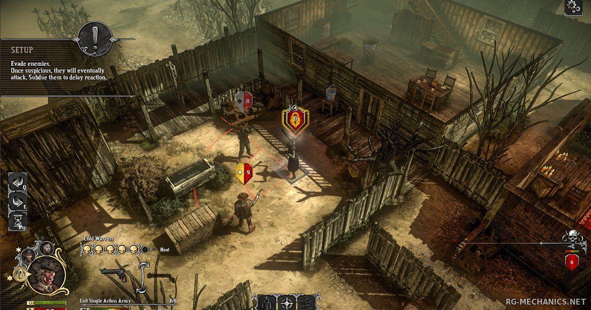 Скриншот к игре HARD WEST