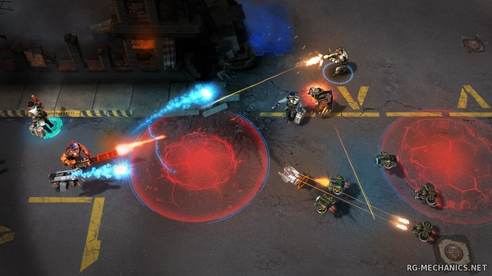 Скриншот к игре Shards of War [41.0a.84467] (2014) PC | Online-only