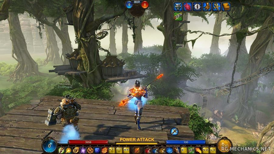 Скриншот к игре Panzar: Forged by Chaos [40.16] (2012) РС | Online-only