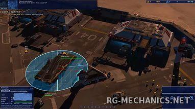 Скриншот к игре Homeworld: Deserts of Kharak [v 1.1.1] (2016) PC | SteamRip от Let'sРlay
