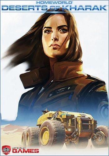 Homeworld: Deserts of Kharak (2016)