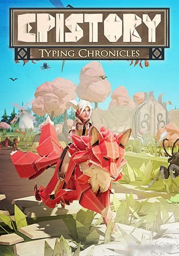 Epistory - Typing Chronicles [v 1.0.5] (2015) PC | Steam-Rip от Let'sРlay