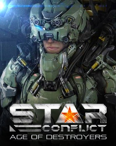 Star Conflict: Age of Destroyers [1.3.5.85454] (2013) PC | Online-only