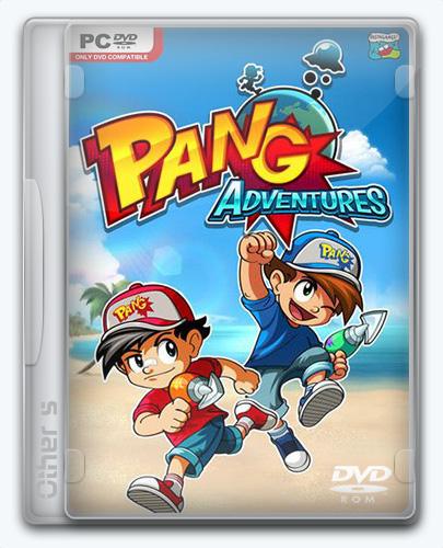 Pang Adventures (2016) PC | Лицензия