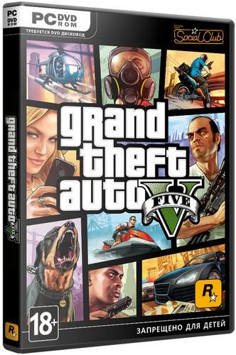 GTA 5 / Grand Theft Auto V [v 1.0.678.1] (2015) PC | RePack от Valdeni