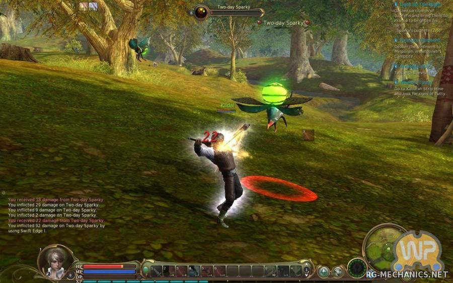 Скриншот к игре Aion [5.0.1209.17] (2009) PC | Online-only