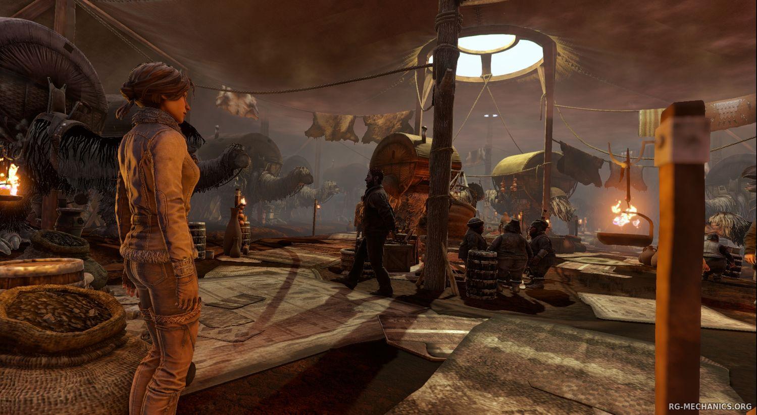 Скриншот к игре Сибирь 3 / Syberia 3: Deluxe Edition (2017) PC | RePack от qoob