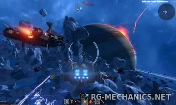 Скриншот 2 к игре Star Conflict: Age of Destroyers [1.3.5.85454] (2013) PC | Online-only
