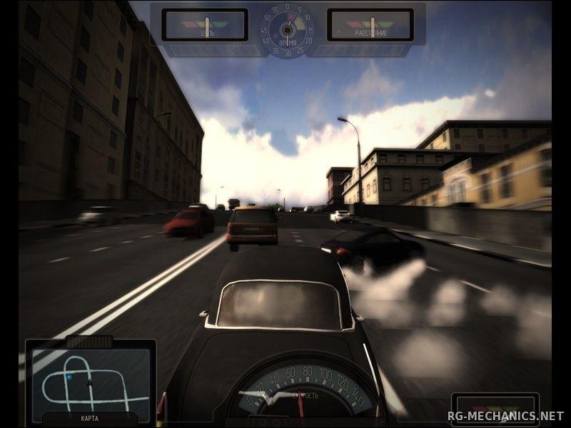 Скриншот к игре Черная молния / Black lightning (2010) PC   RePack