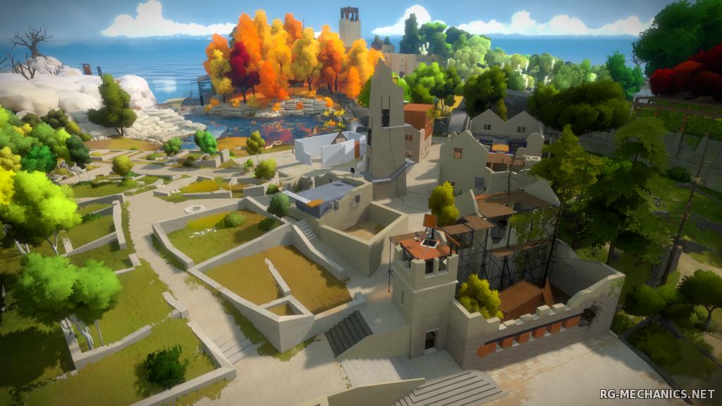 Скриншот к игре The Witness [Update 16] (2015) PC | RePack от Let'sРlay