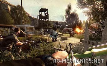 Скриншот к игре Dying Light: The Following - Enhanced Edition [v 1.11.1 + DLCs] (2016) PC | RePack