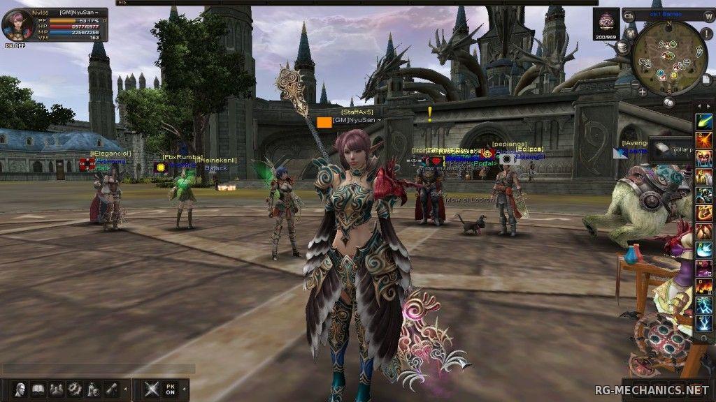 Скриншот к игре Karos Online [6.04.16] (2010) PC | Online-only
