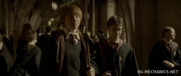 Скриншот к игре Гарри Поттер и Принц-полукровка / Harry Potter and the Half-Blood Prince (2009) HDRip