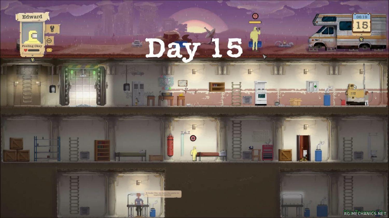 Скриншот к игре Sheltered (2016) PC | RePack от R.G. Механики