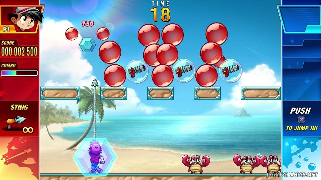 Скриншот к игре Pang Adventures (2016) PC | Лицензия