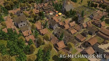 Скриншот 1 к игре Banished [v 1.0.6] (2014) PC | Лицензия