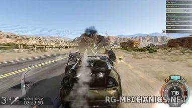 Скриншот 2 к игре Gas Guzzlers Extreme: Gold Pack [v 1.0.7 + 2 DLC] (2013) PC | RePack от R.G. Origami