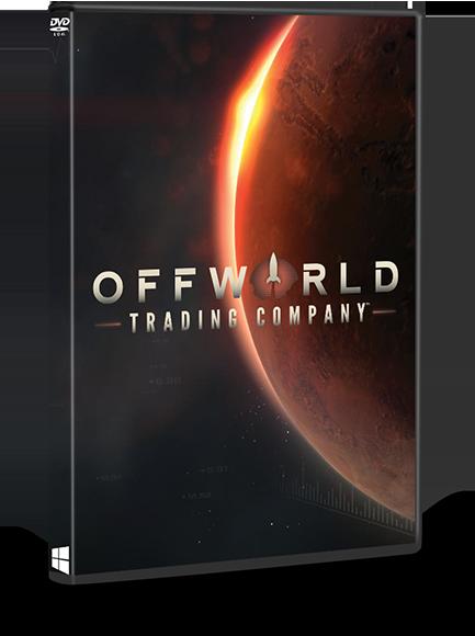 Offworld Trading Company [v 1.0.12745 + 2 DLC] (2016) PC | Repack