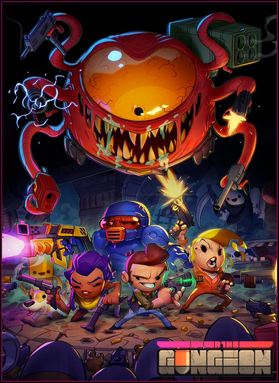 Enter The Gungeon [v 1.0.7] (2016) PC | Repack