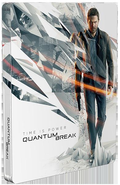 Quantum Break [v 1.7.0.0] (2016) PC   RePack от SEYTER