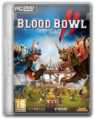 Blood Bowl 2 [v 2.1.22.26 + 3 DLC] (2015) PC | RePack от SpaceX