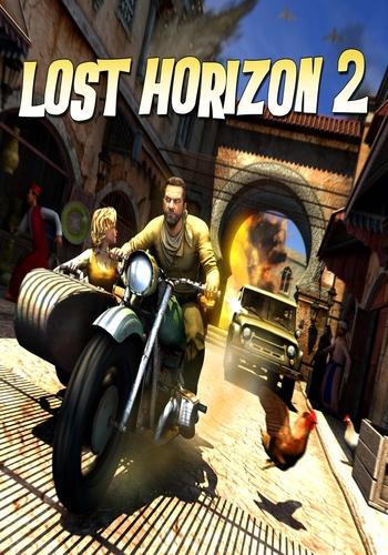 Lost Horizon 2 (2015) PC | Repack
