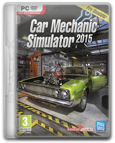 Car Mechanic Simulator 2015: Gold Edition [v 1.0.7.1 + 6 DLC] (2015) PC | RePack от SpaceX