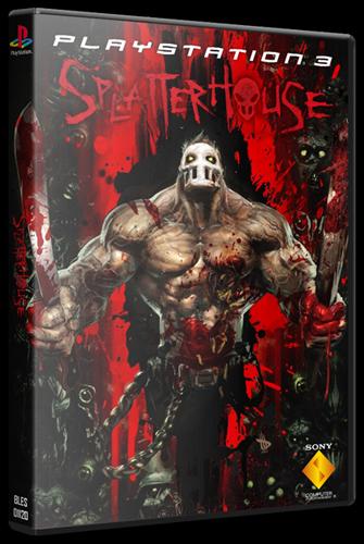 Splatterhouse (2010) PS3 | RePack