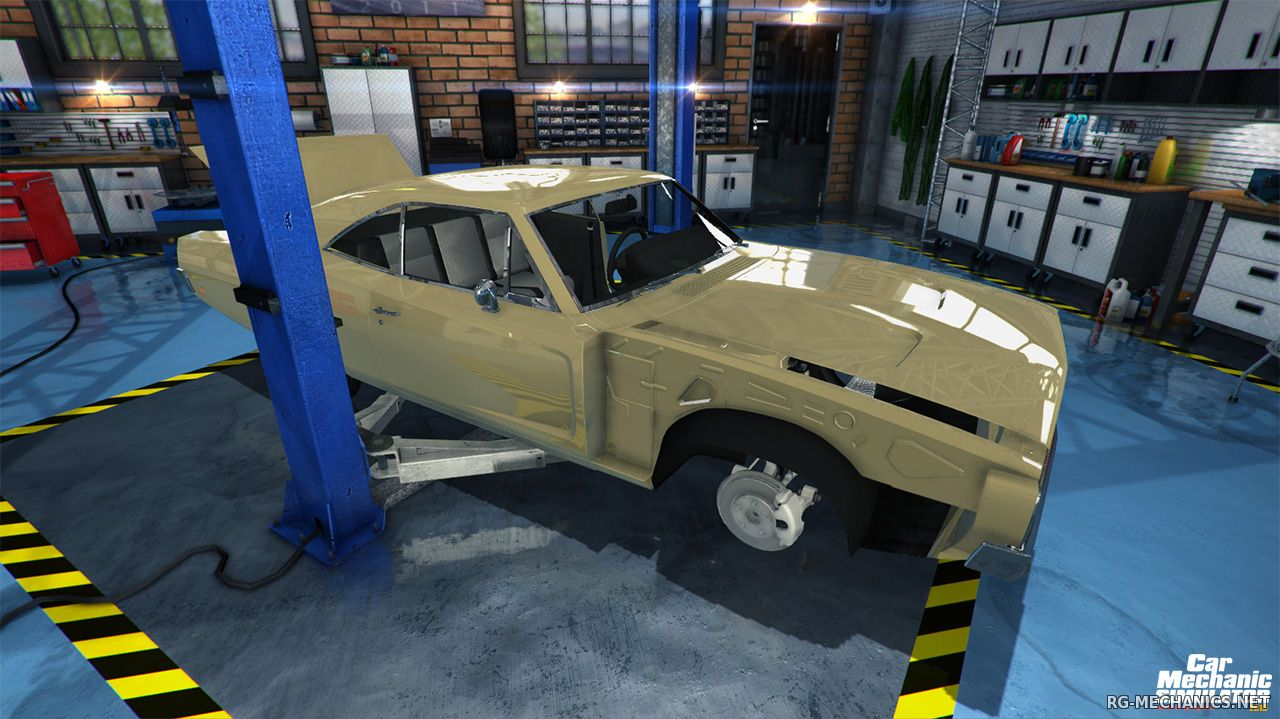 Скриншот к игре Car Mechanic Simulator 2015: Gold Edition [v 1.0.7.1 + 6 DLC] (2015) PC | RePack от SpaceX