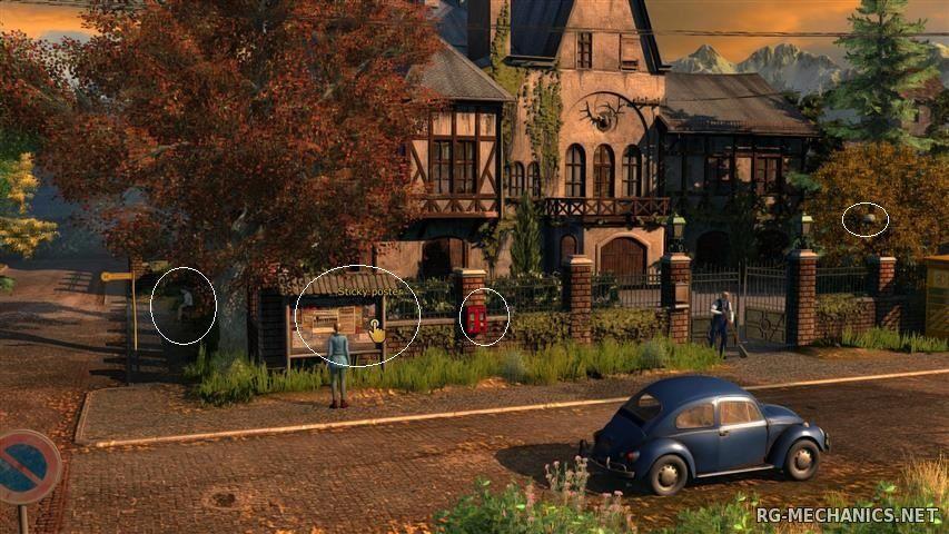 Скриншот к игре Lost Horizon 2 (2015) PC | Repack